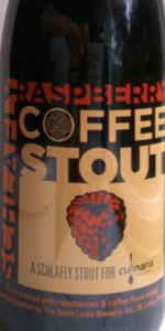 Raspberry Coffee Stout