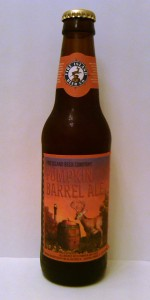 Pumpkin Barrel Ale