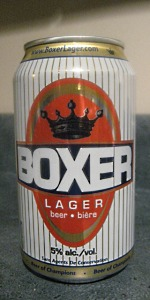 Boxer Lager
