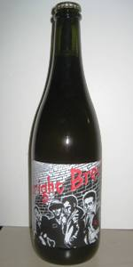 """Upright (""""Punk Rock"""" Strong) Lager"""