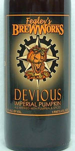 Devious Imperial Pumpkin
