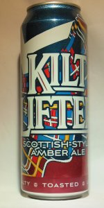 Kilt Lifter Scottish Style Ale