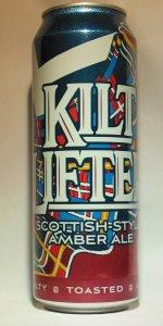 Kilt Lifter Scottish Style Ale