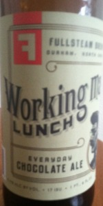 Working Man's Lunch
