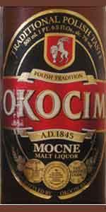 Okocim Mocne Premium Malt Liquor