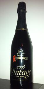 2008 Vintage Oak Aged Ale (Barrel No. 96)
