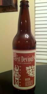 Fest Devious (Release #1)