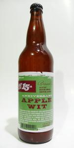 15th Anniversary Apple Wit