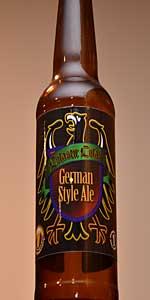 2010 Cleveland Beer Week Collaboration Altbier (w/ Cornerstone)