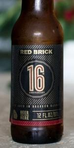 Red Brick 16th Anniversary