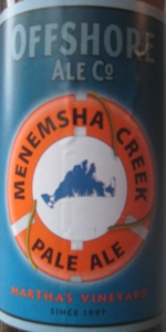 Menemsha Creek Pale Ale