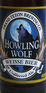 Howling Wolf Weisse Bier