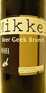 Beer Geek Brunch Weasel (Bourbon Edition)