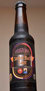 Indigo Dog Black Lager (2010 Beer Week Collaboration With Thirsty Dog)