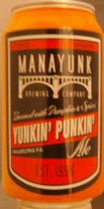 Yunkin' Punkin'