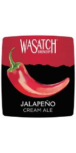 Wasatch Jalapeño Cream Ale