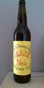 Wild Ale #6 (Bordeaux Series)