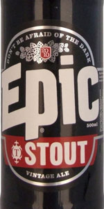 Epic / Thornbridge Oak Barrel Aged Stout