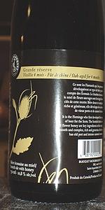 MacKroken Flower Grande Réserve (Vieillie 4 Mois - Fût De Chêne)
