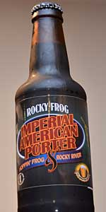Imperial American Porter (2010 Beer Week Collaboration With Rocky River)