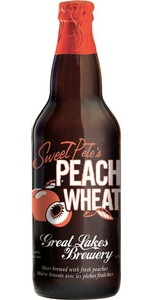 Great Lakes Sweet Pete's Peach Wheat