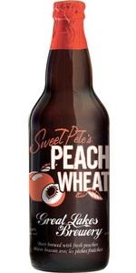 Great Lakes Sweet Pete's Peach Wheat