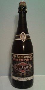 21st Anniversary Fresh Hop Pale Ale