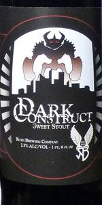 Dark Construct Stout