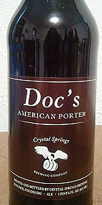 Doc's American Porter