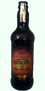 Fuller's Brewer's Reserve No. 2