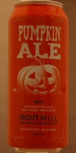 Iron Hill Pumpkin Ale