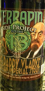 Terrapin Big Daddy Vlady's Russian Imperial Stout