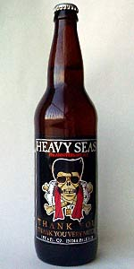 Heavy Seas - Thank You, Thank You Very Much