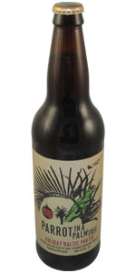 Karl Strauss Parrot In A Palm Tree Holiday Baltic Porter