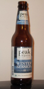Winter Session Ale