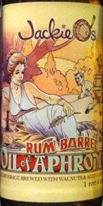 Oil Of Aphrodite - Rum Barrel Aged