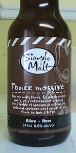 Simple Malt Fumée Massive