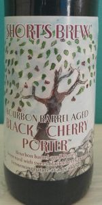 Bourbon Black Cherry Porter