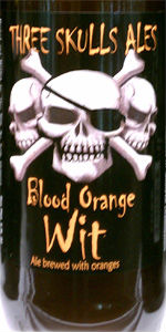 Three Skulls Blood Orange Wit