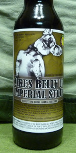 Zeke's Belly Up Imperial Stout