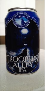 Troopers Alley IPA