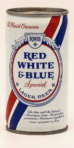 Red White Blue Pabst Brewing Company Beeradvocate