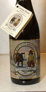 2010 Coming Home Holiday Ale