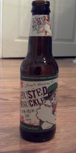 Busted Knuckle Irish Ale