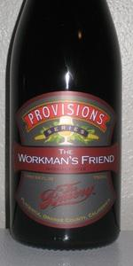 Provisions Series: The Workman's Friend