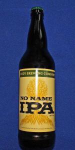 No Name IPA