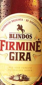Blindos Firmin&#279&#59; Gira