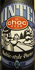Winter Baltic-Style Porter