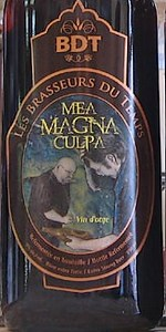 Mea Magna Culpa