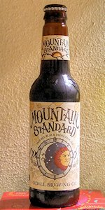Mountain Standard Double Black IPA